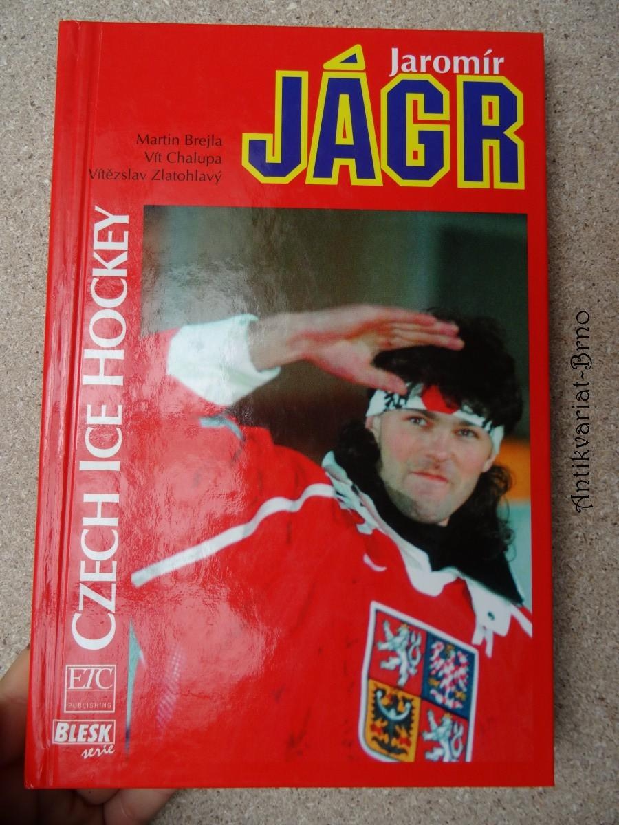 Jaromír Jágr : czech ice hockey
