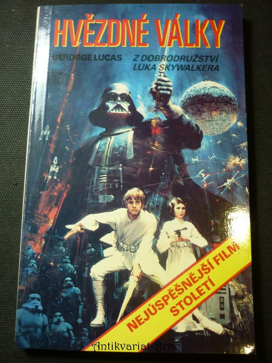 Hvězdné války : z dobrodružství Luka Skywalkera