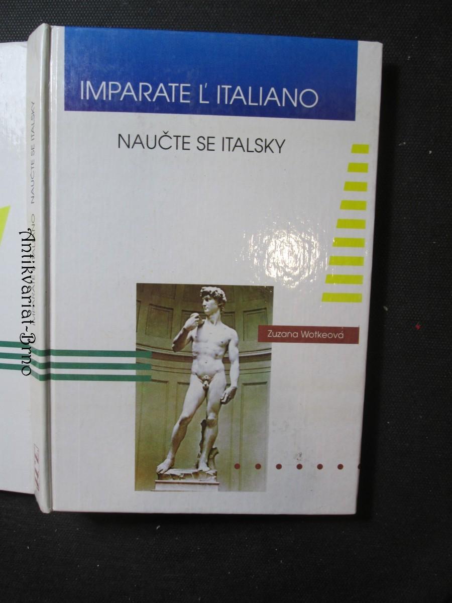 Imparate l'italiano = Naučte se italsky