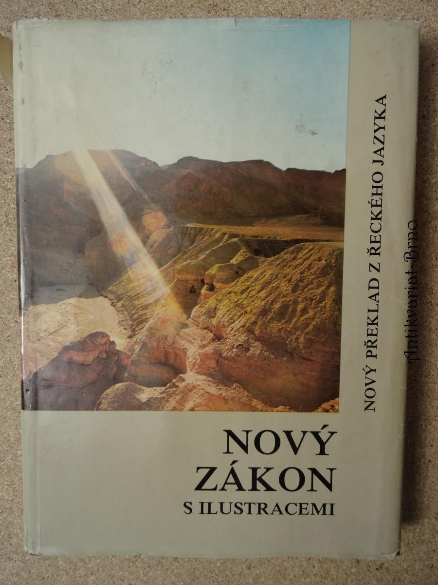 Nový zákon : ekumenický překlad s barevnými fotografiemi, úvody a vysvětlivkami k dobovému pozadí