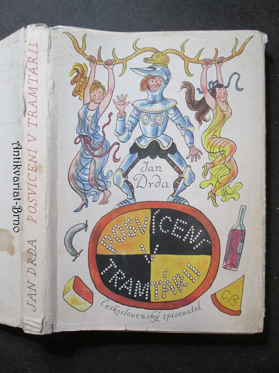 Posvícení v Tramtárii : tři rozmarné pohádky