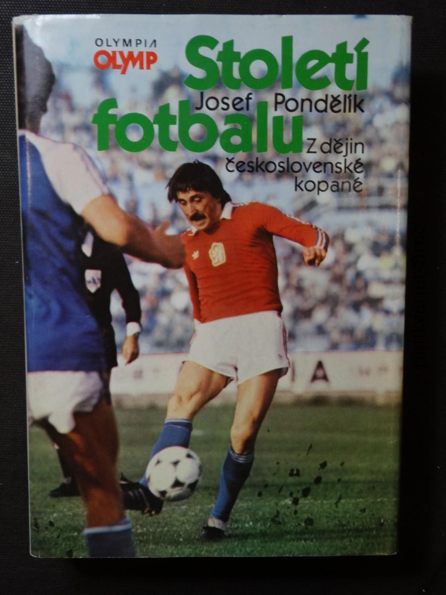 Století fotbalu : z dějin československé kopané