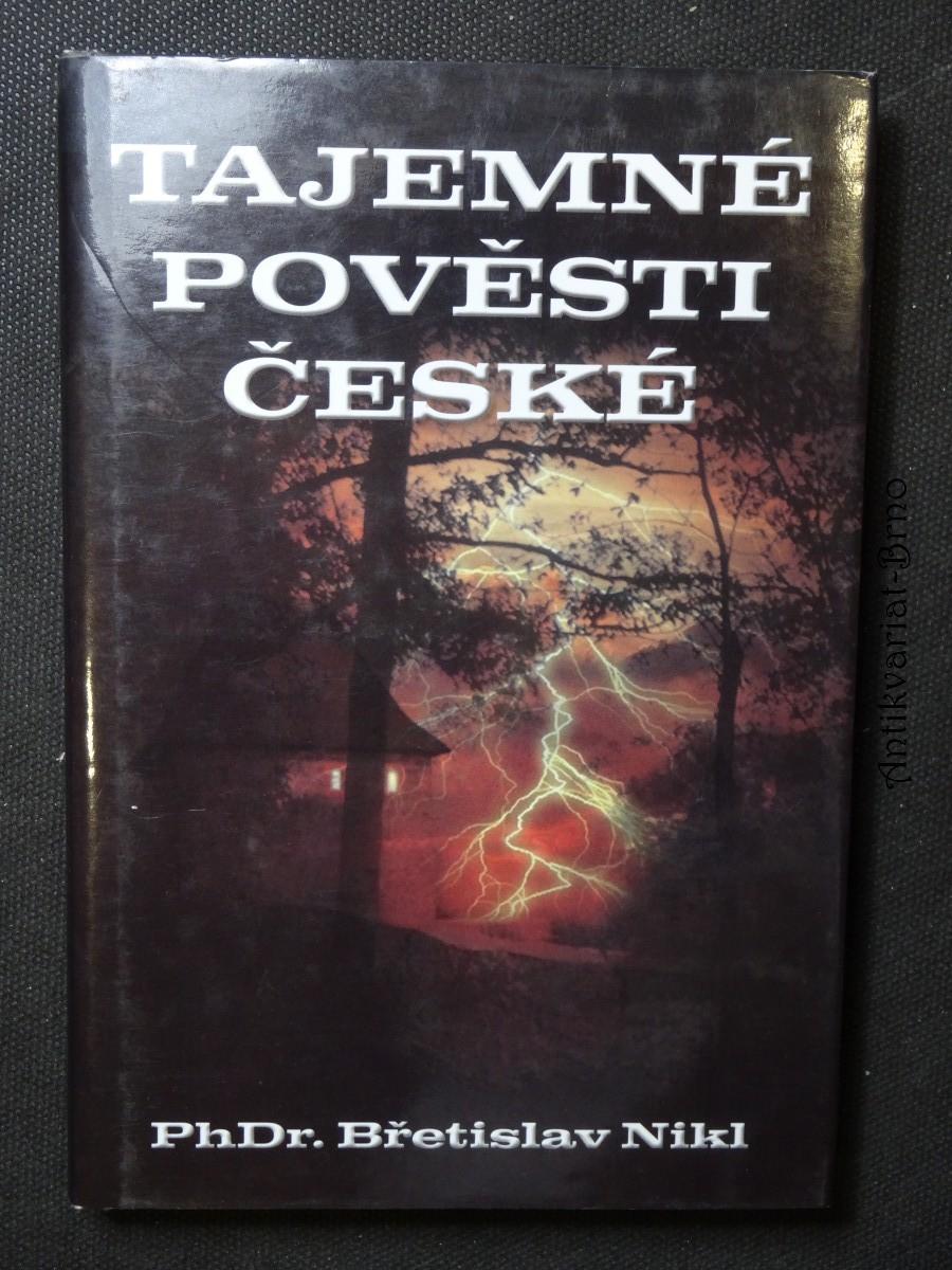 Tajemné pověsti české