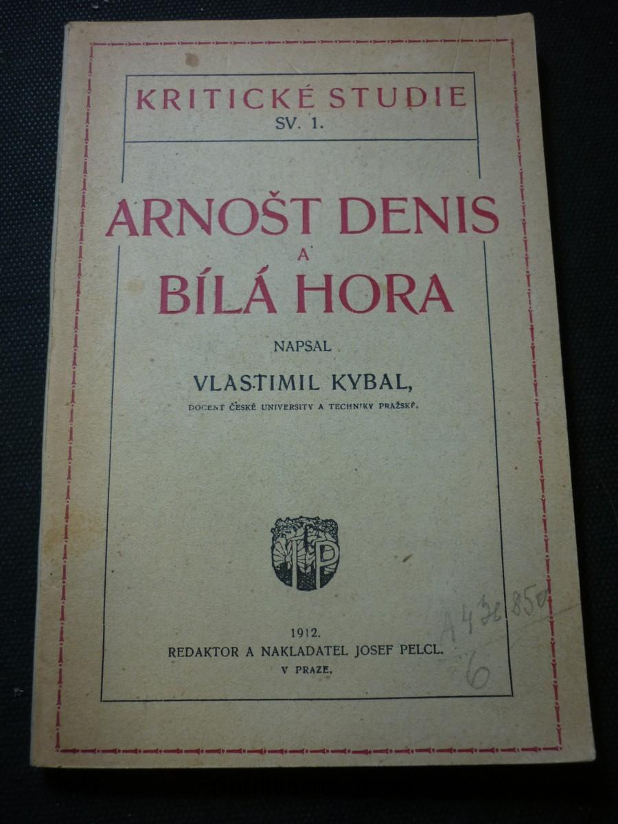 Arnošt a Denis Bílá hora