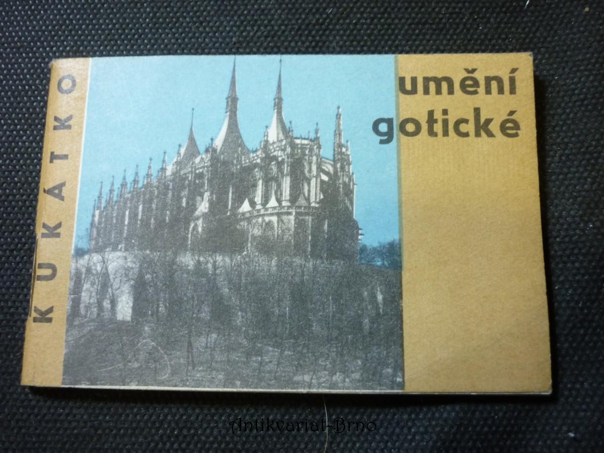 kukátko  umění gotické