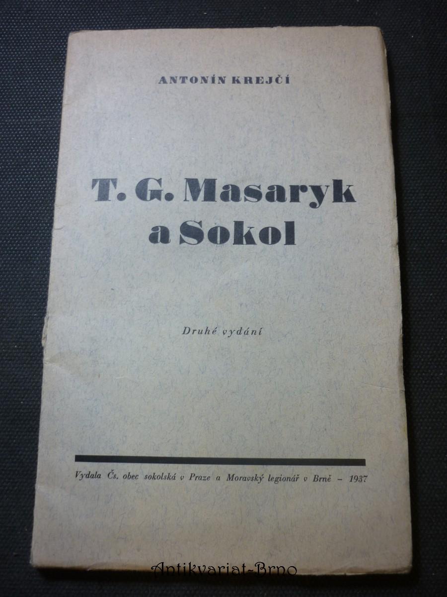T.G. Masaryk a Sokol