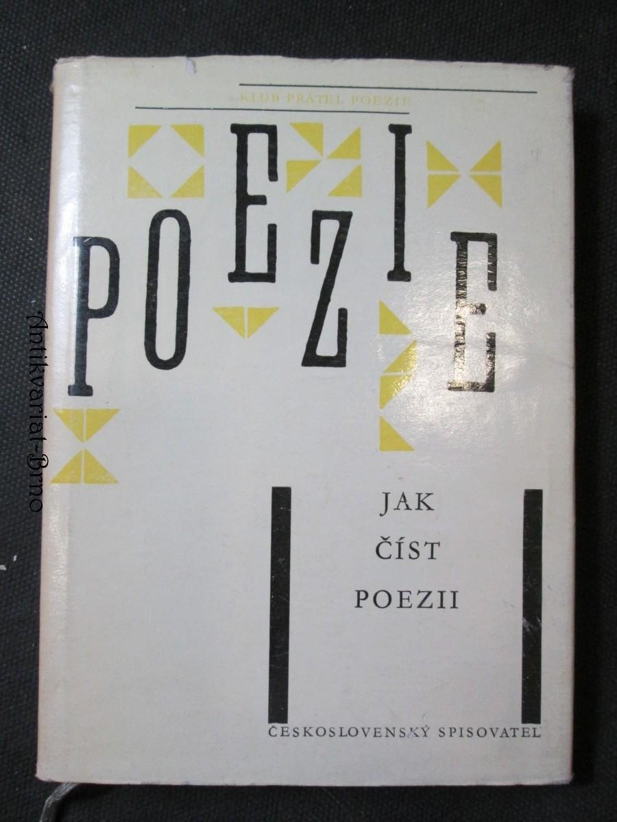 Poezie: Jak číst poezii