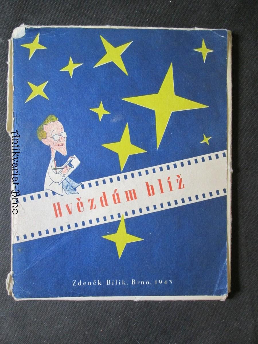 Hvězdám blíž ... : filmové nebe v karikatuře