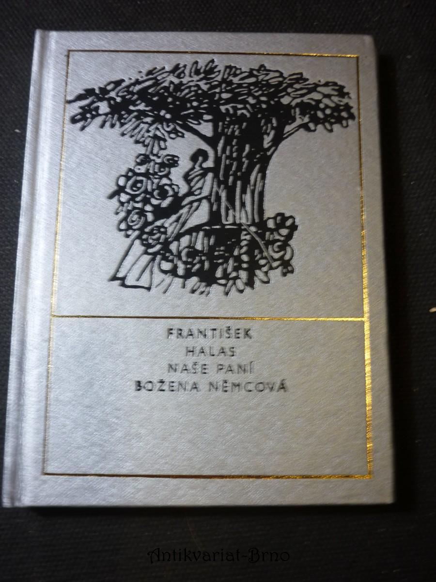 Naše paní Božena Němcová : [básnická sbírka] : četba pro žáky stř. škol