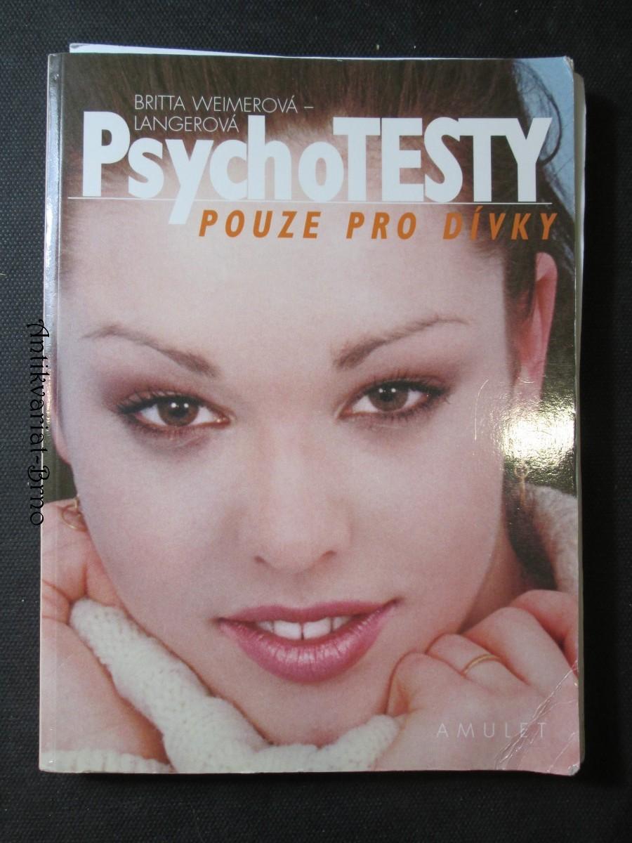 Psychotesty pouze pro dívky