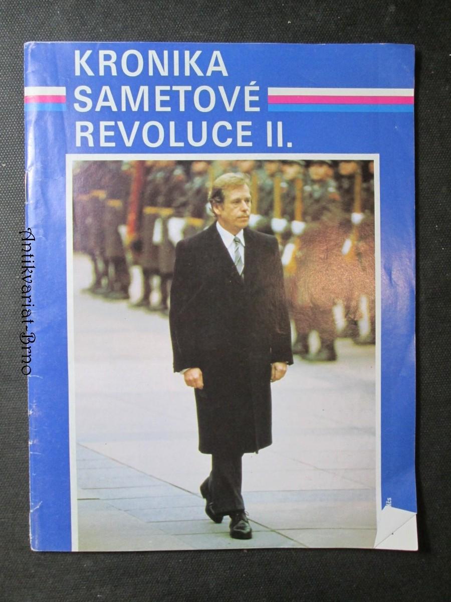 Kronika Sametové revoluce II.