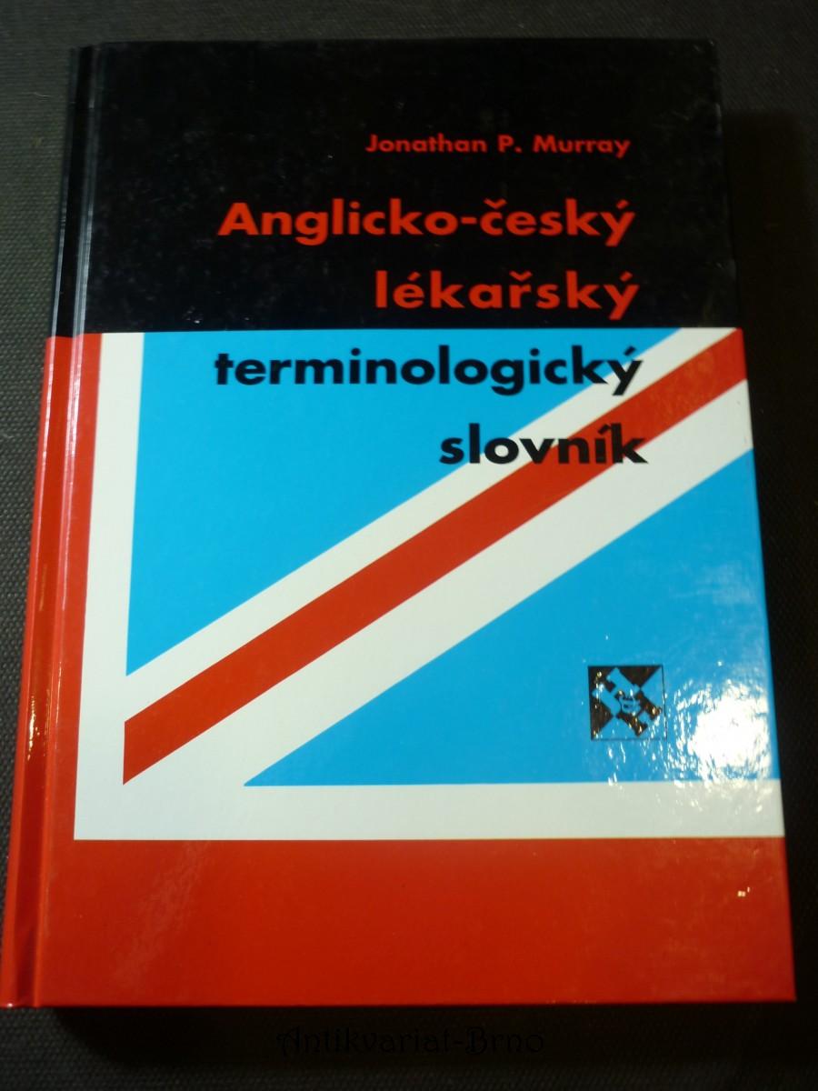 Anglicko-český lékařský terminologický slovník