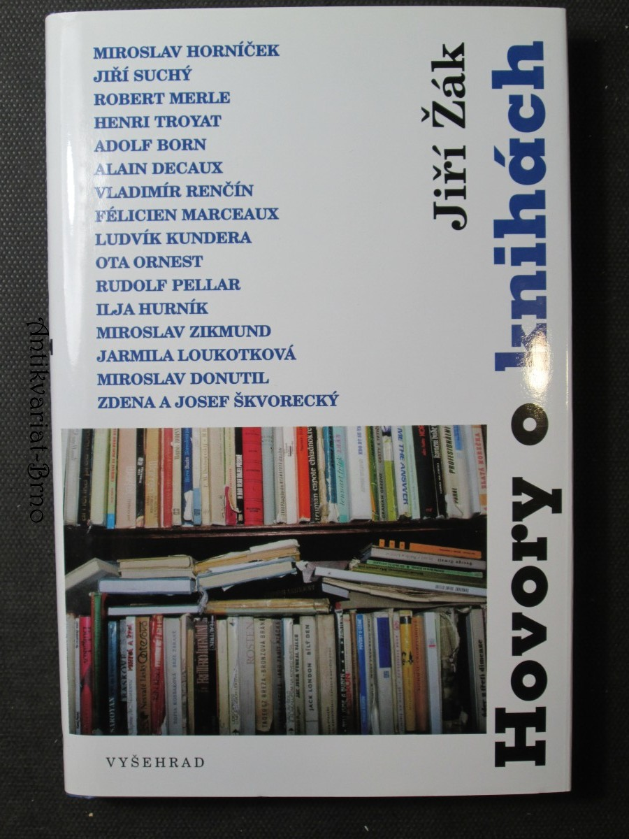 Hovory o knihách