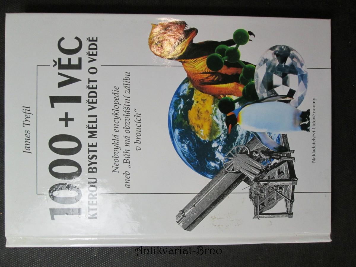 1000+1 věc kterou byste měli vědět o vědě