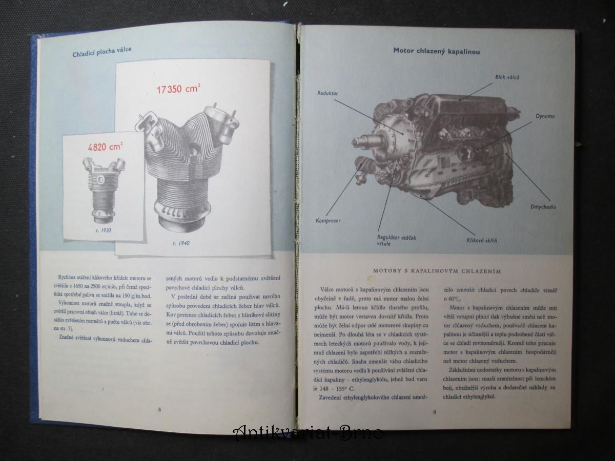 Motor za letu