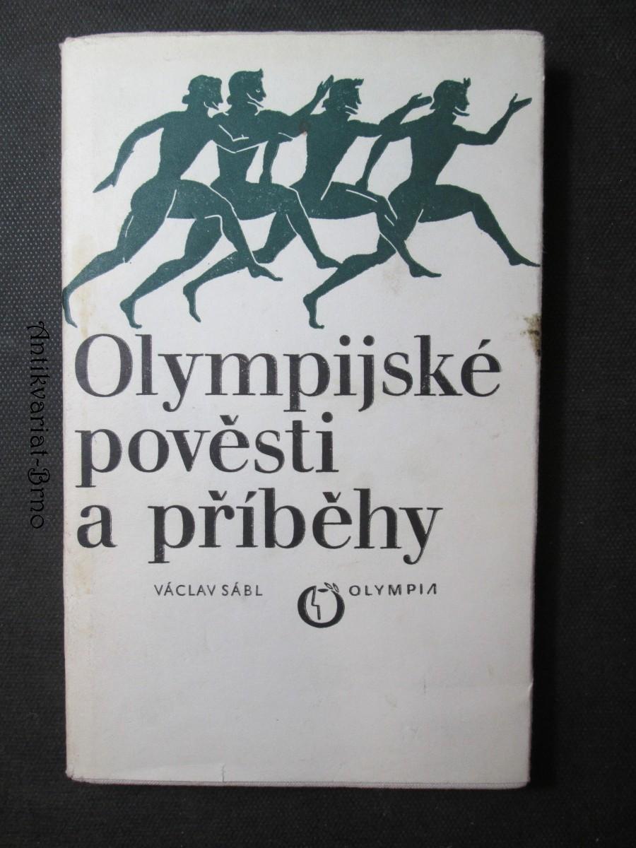 Olympijské pověsti a příběhy