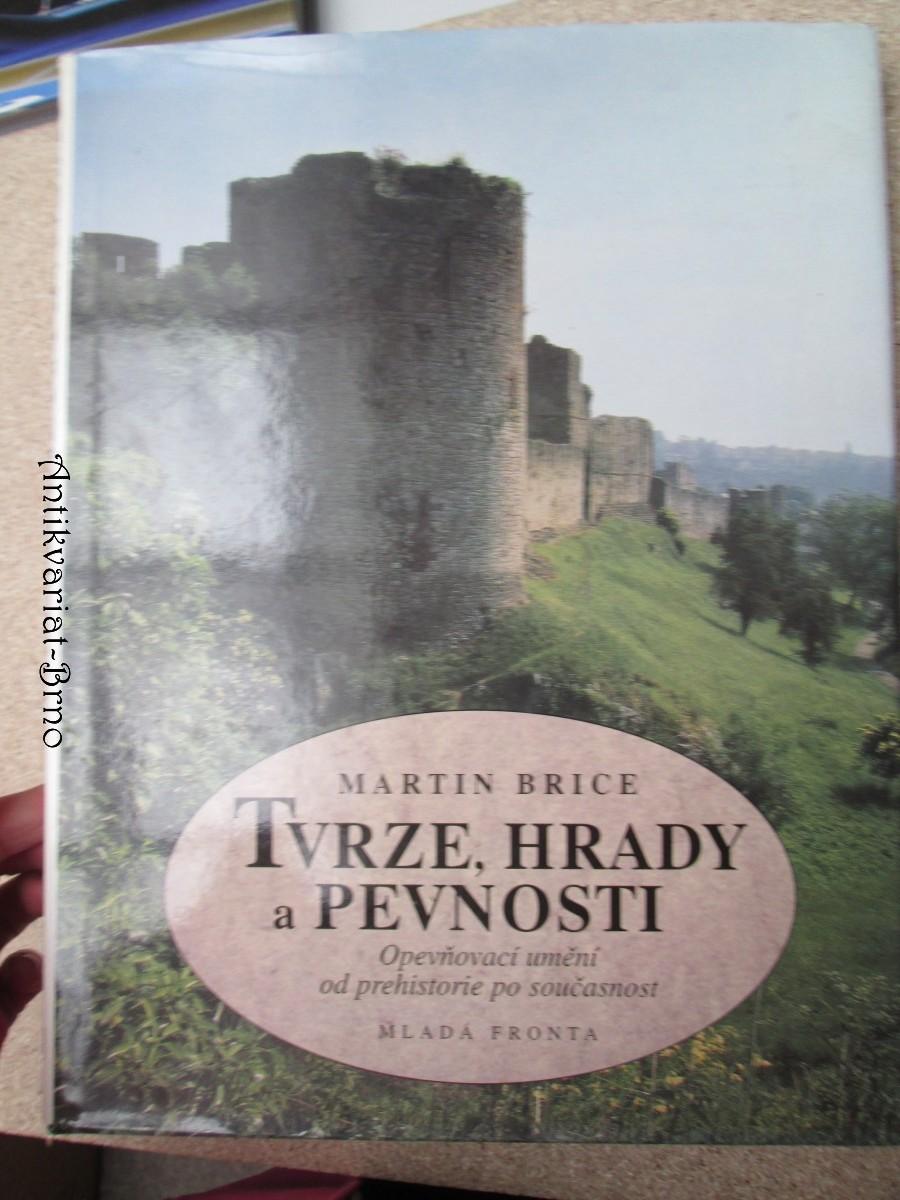 Tvrze, hrady a pevnosti : opevňovací umění od prehistorie po současnost