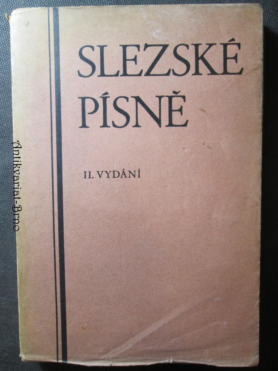 Slezské písně, II. Vydání