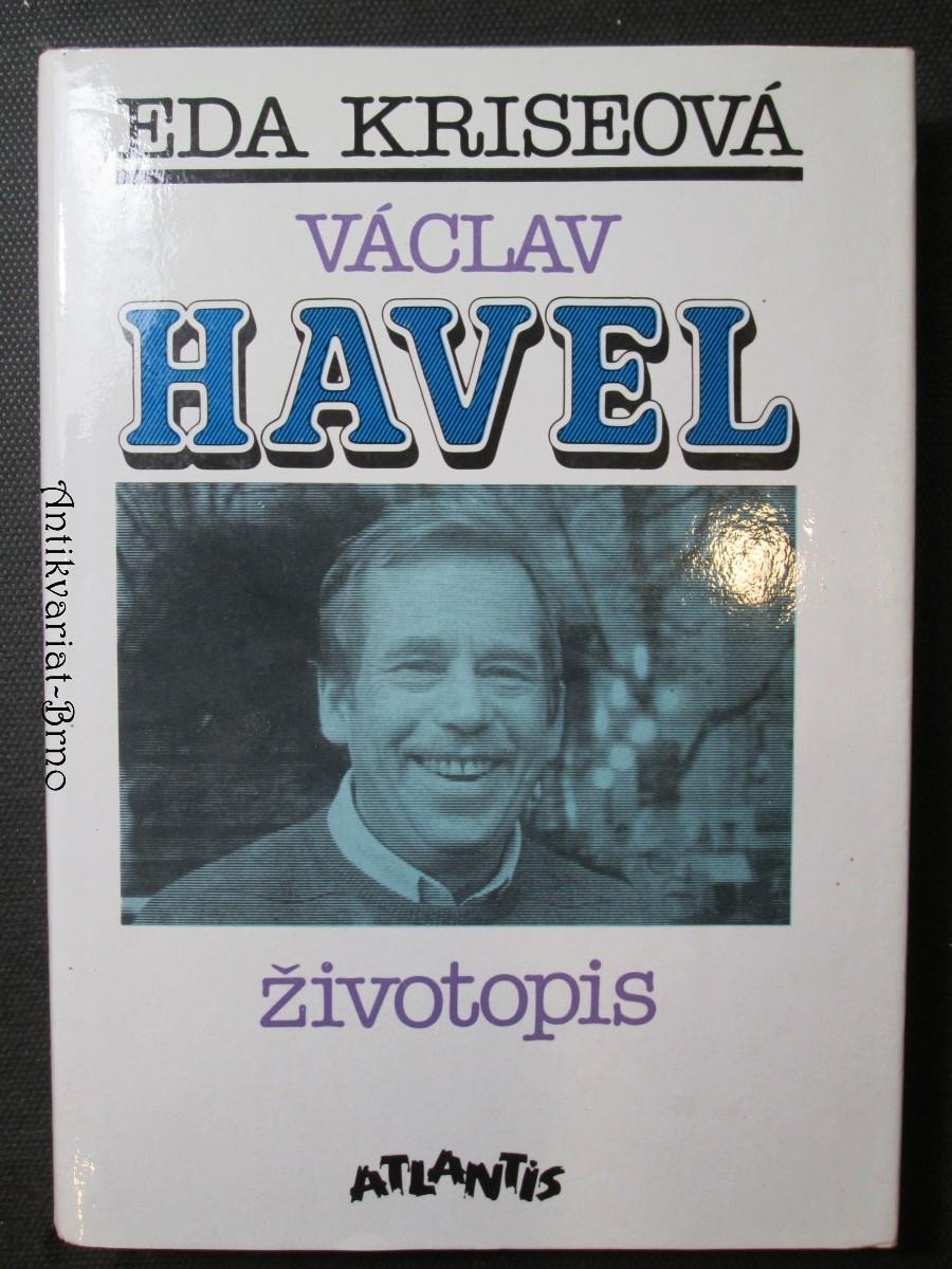 Václav Havel : životopis