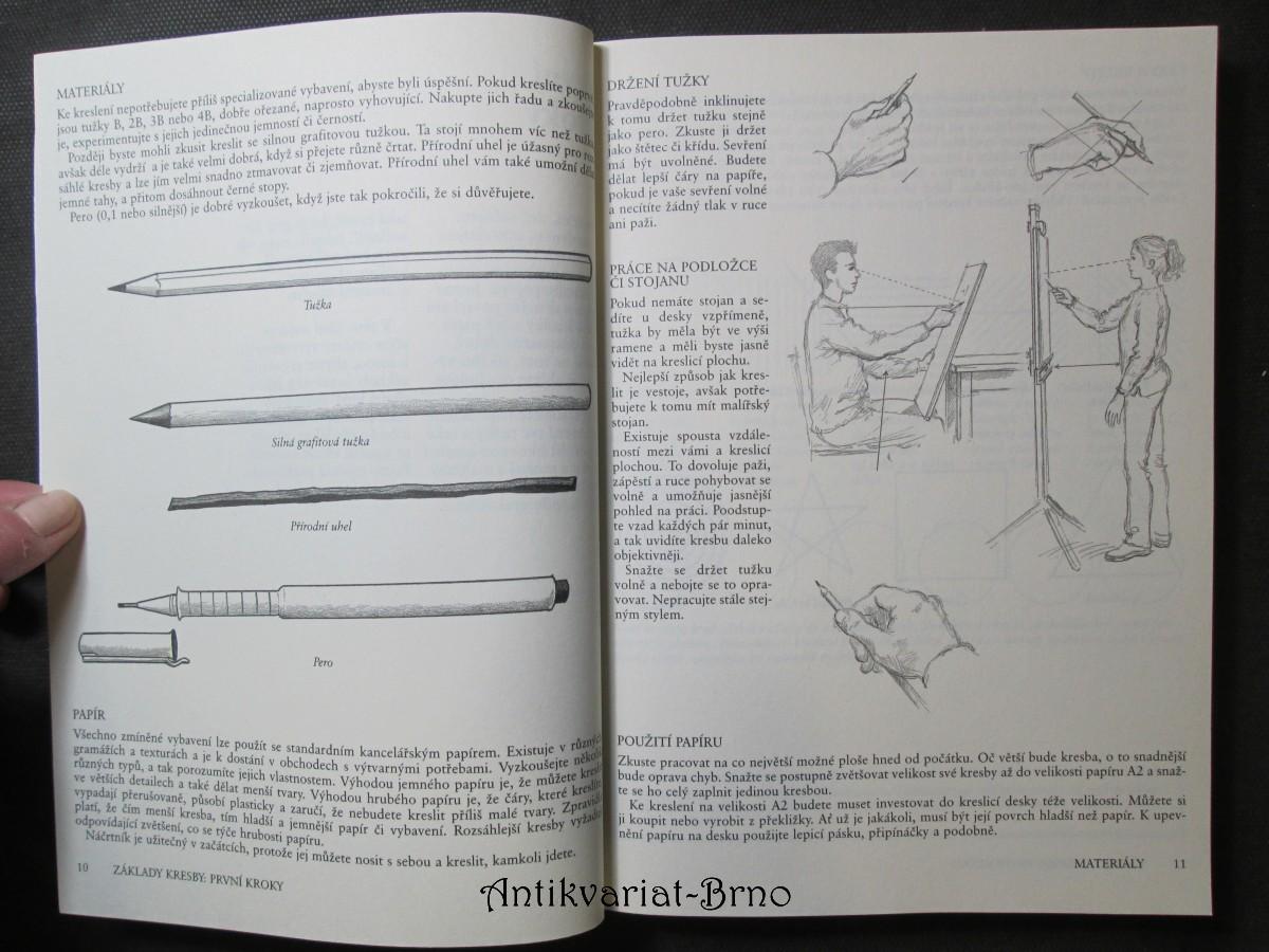 Zaklady Kresby Kompletni Kurz Pro Vytvarniky