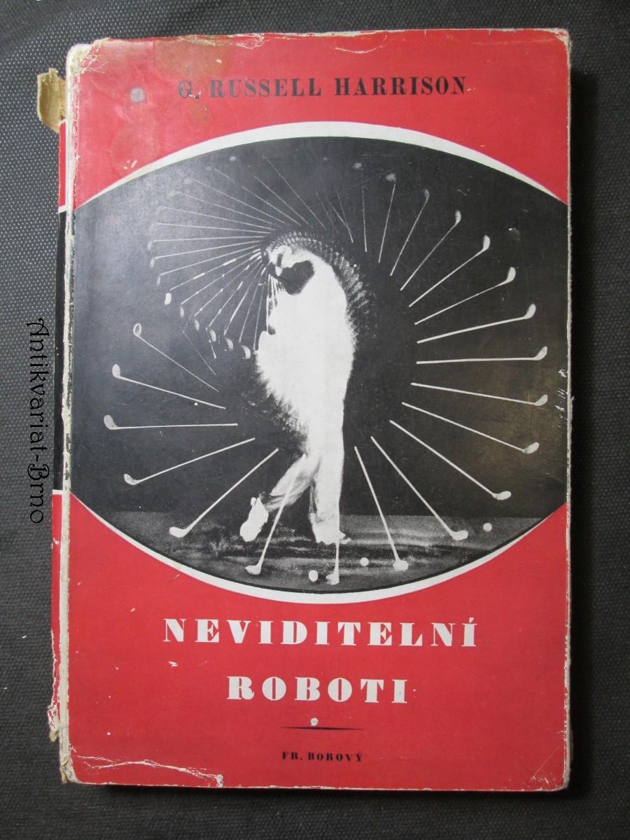Neviditelní roboti = [Atoms in Action]