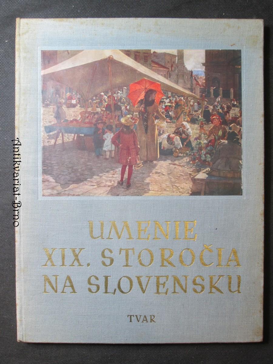 Umenie XIX. storočia na Slovensku