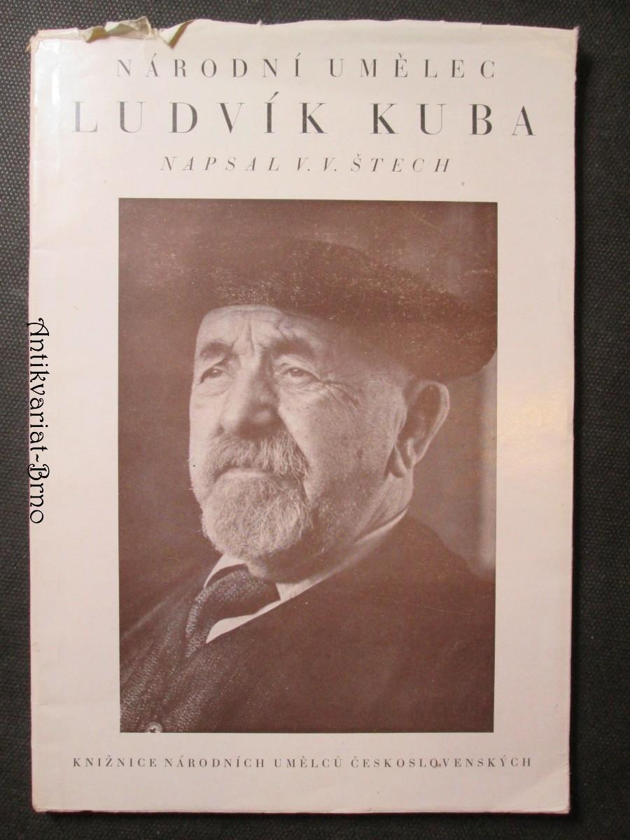 Národní umělec Ludvík Kuba