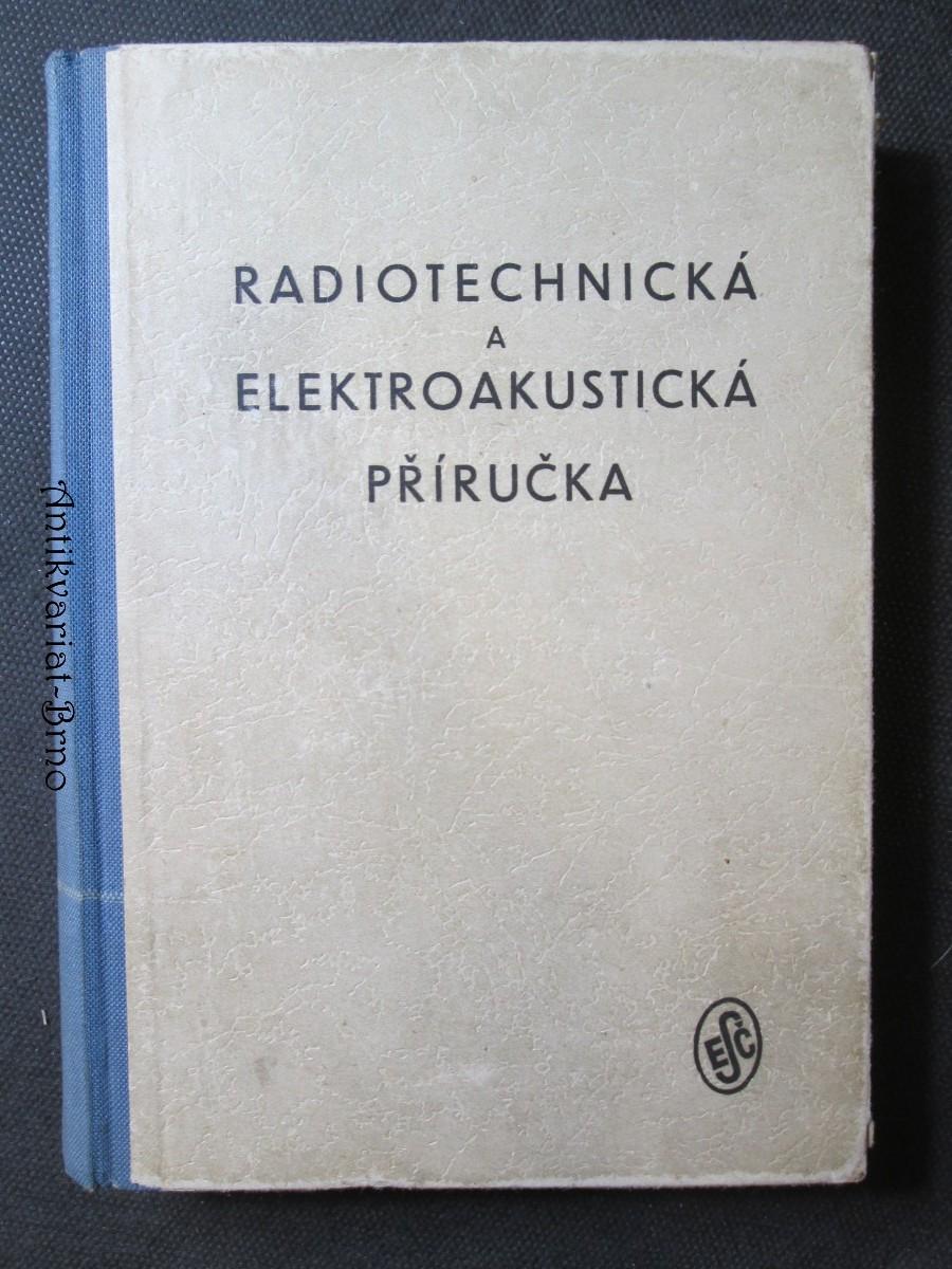 Radiotechnická a elektroakustická příručka