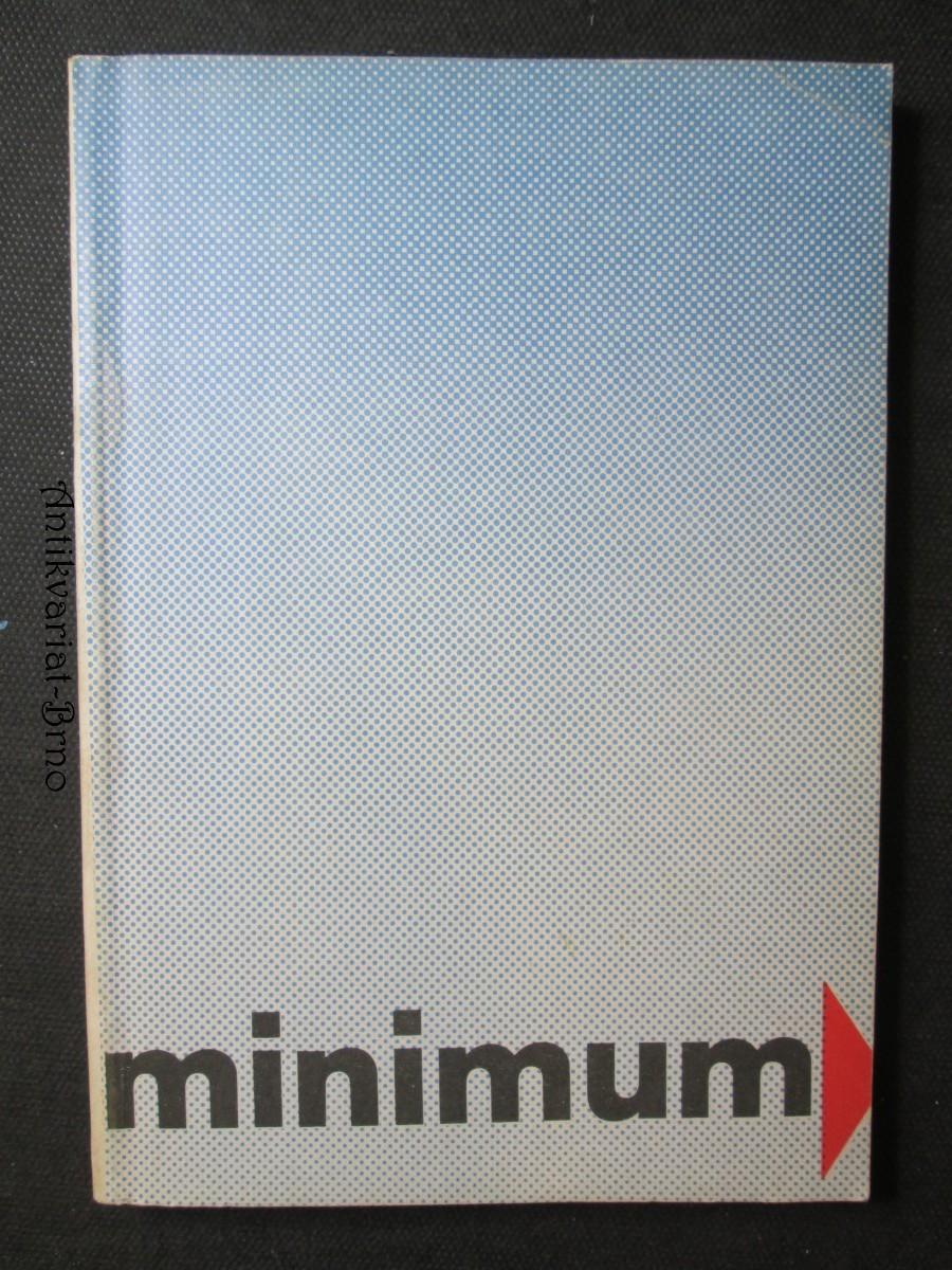 Minimum. Učební text k přípravě na instruktorskou zkoušku a minimum pionýrského vedoucího