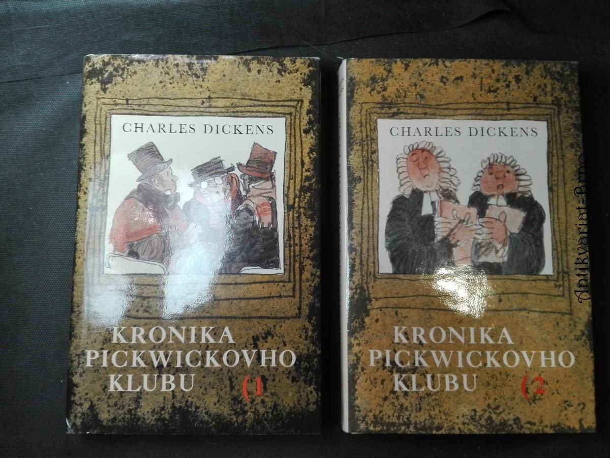 Kronika Pickwickovho klubu 1, 2