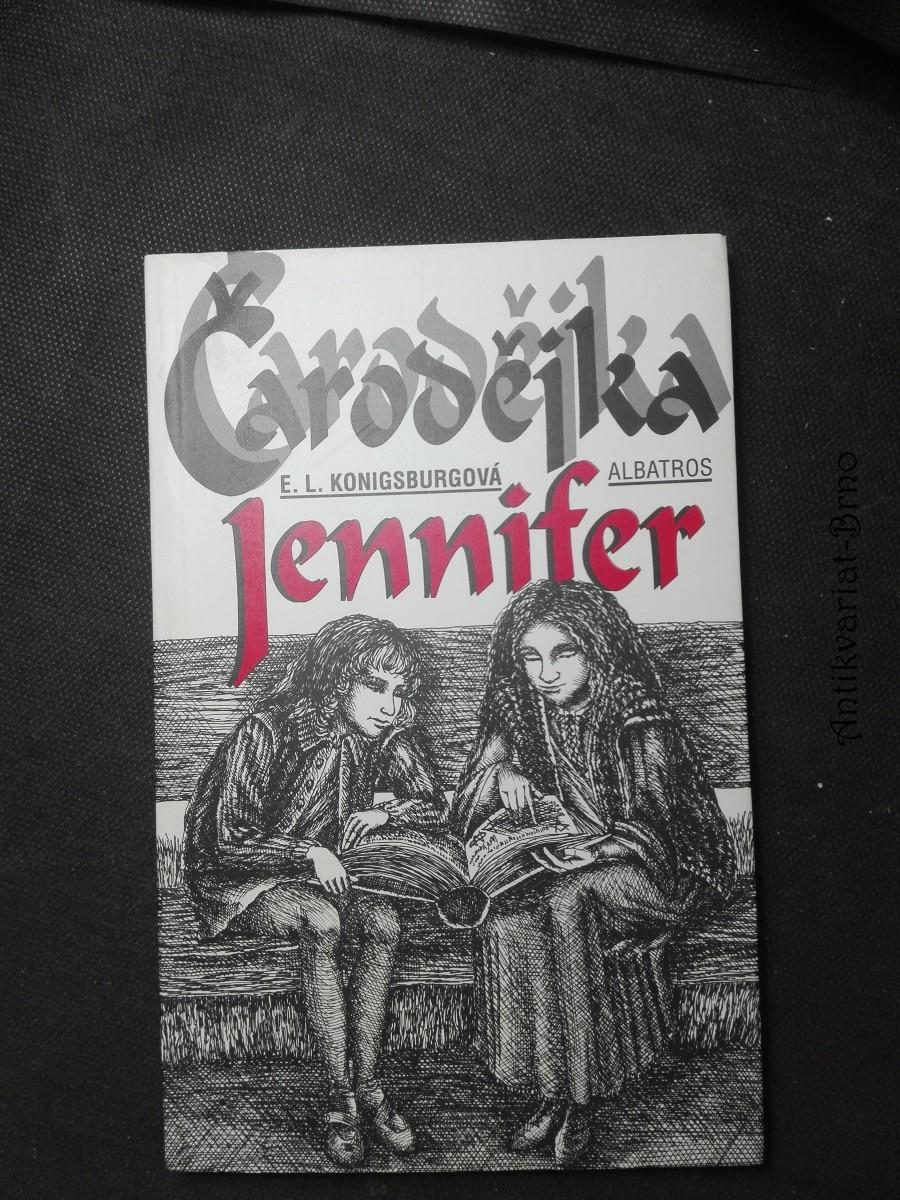 Čarodějka Jennifer