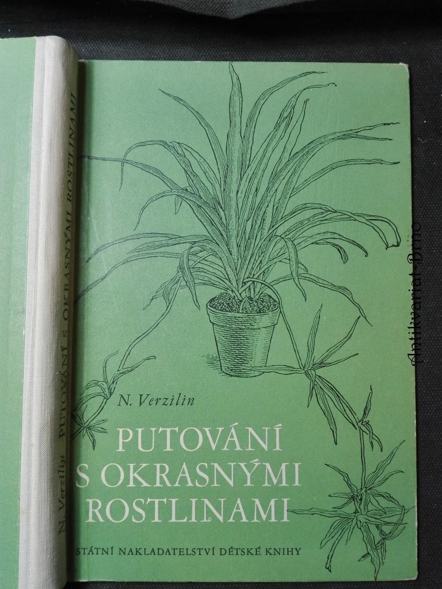 Putování s okrasnými rostlinami