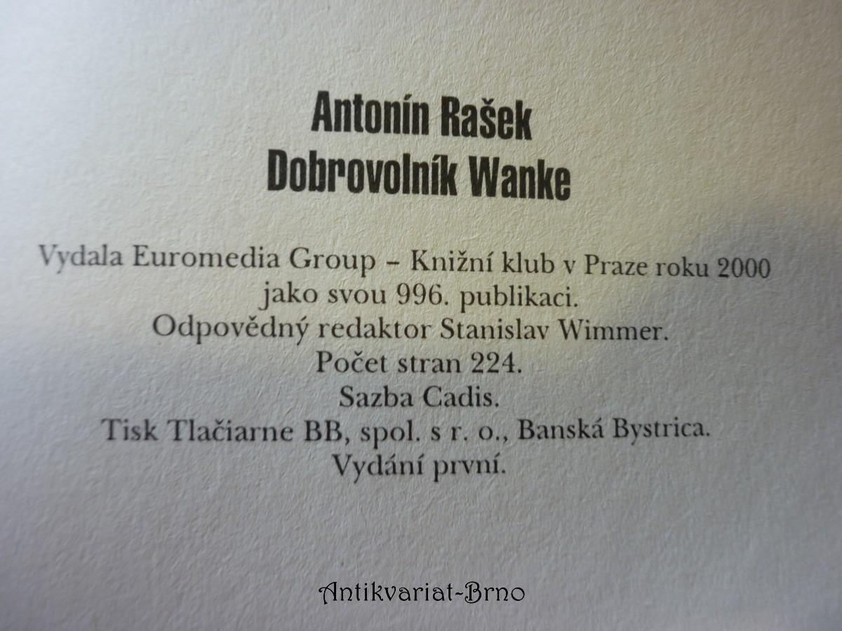 Dobrovolník Wanke