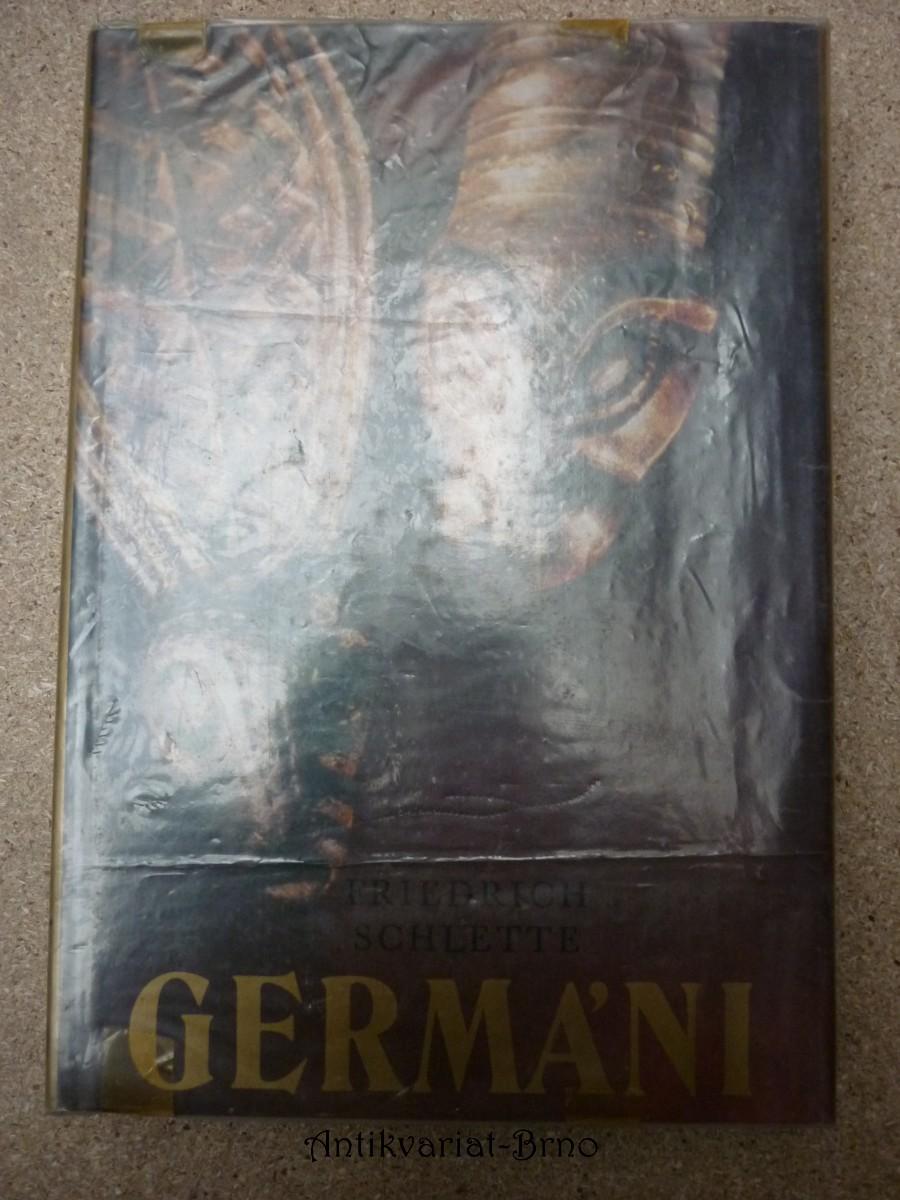 Germáni : mezi Thorsbergem a Ravennou : kulturní dějiny Germánů do konce doby stěhování národů