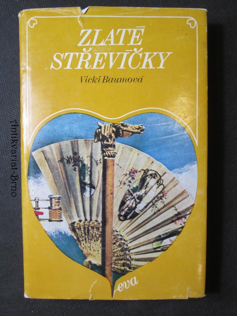 Zlaté střevíčky : román primabaleríny