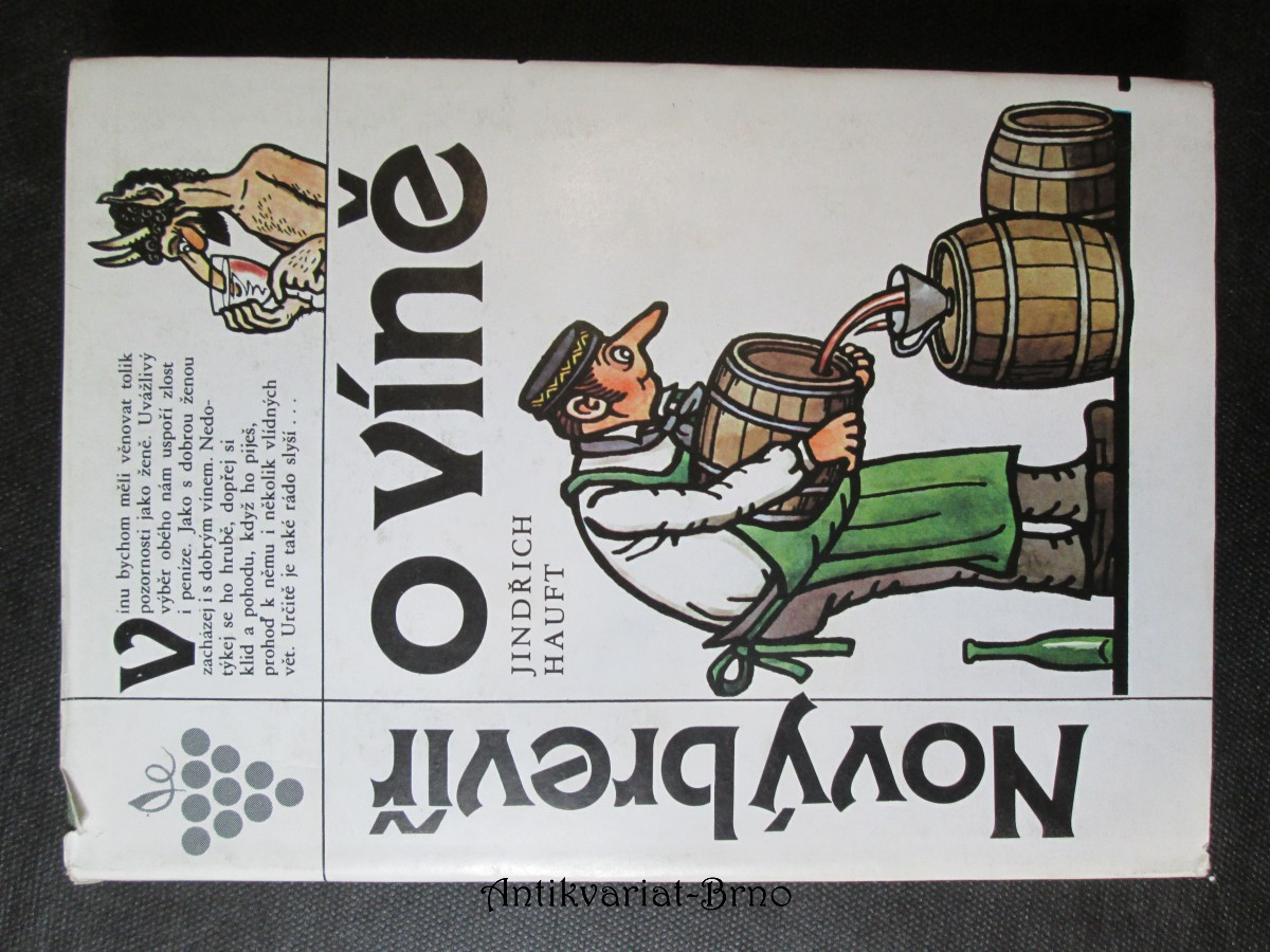 Nový brevíř o víně