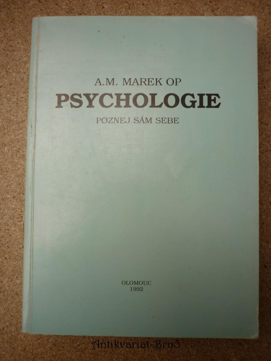 Psychologie : poznej sám sebe