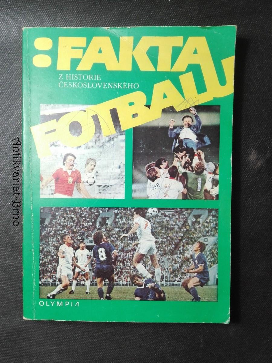 Fakta z historie československého fotbalu