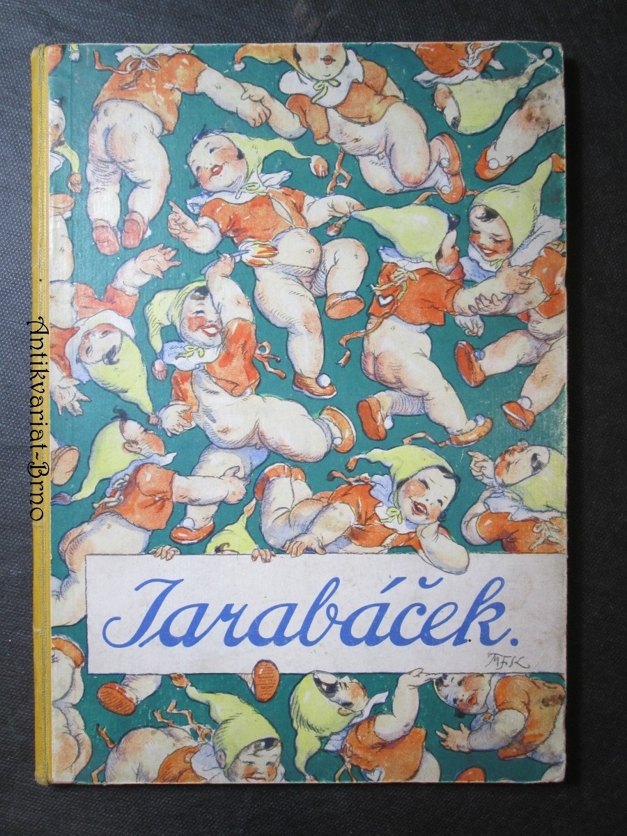 Jarabáček. Příhody neposedného Šotka