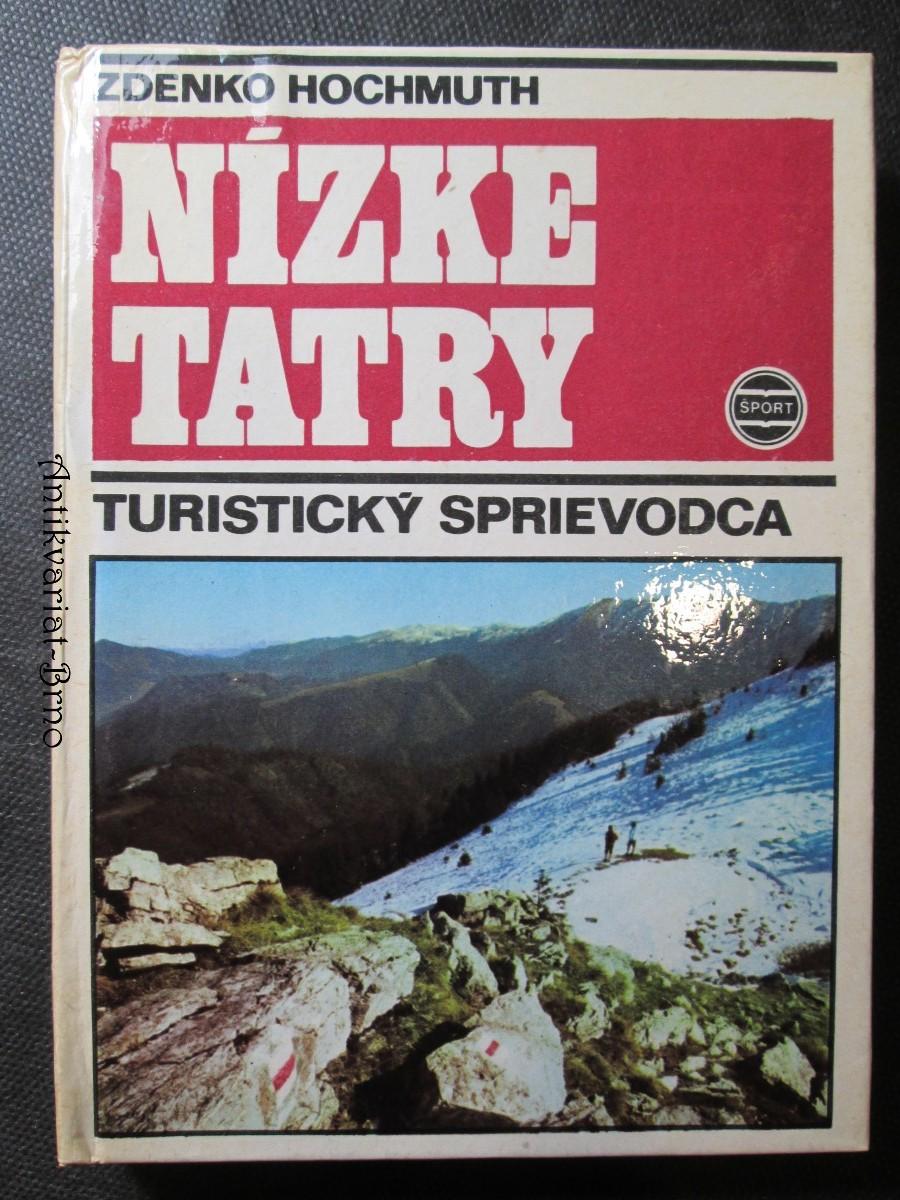 Nízké Tatry. Turistický sprievodca