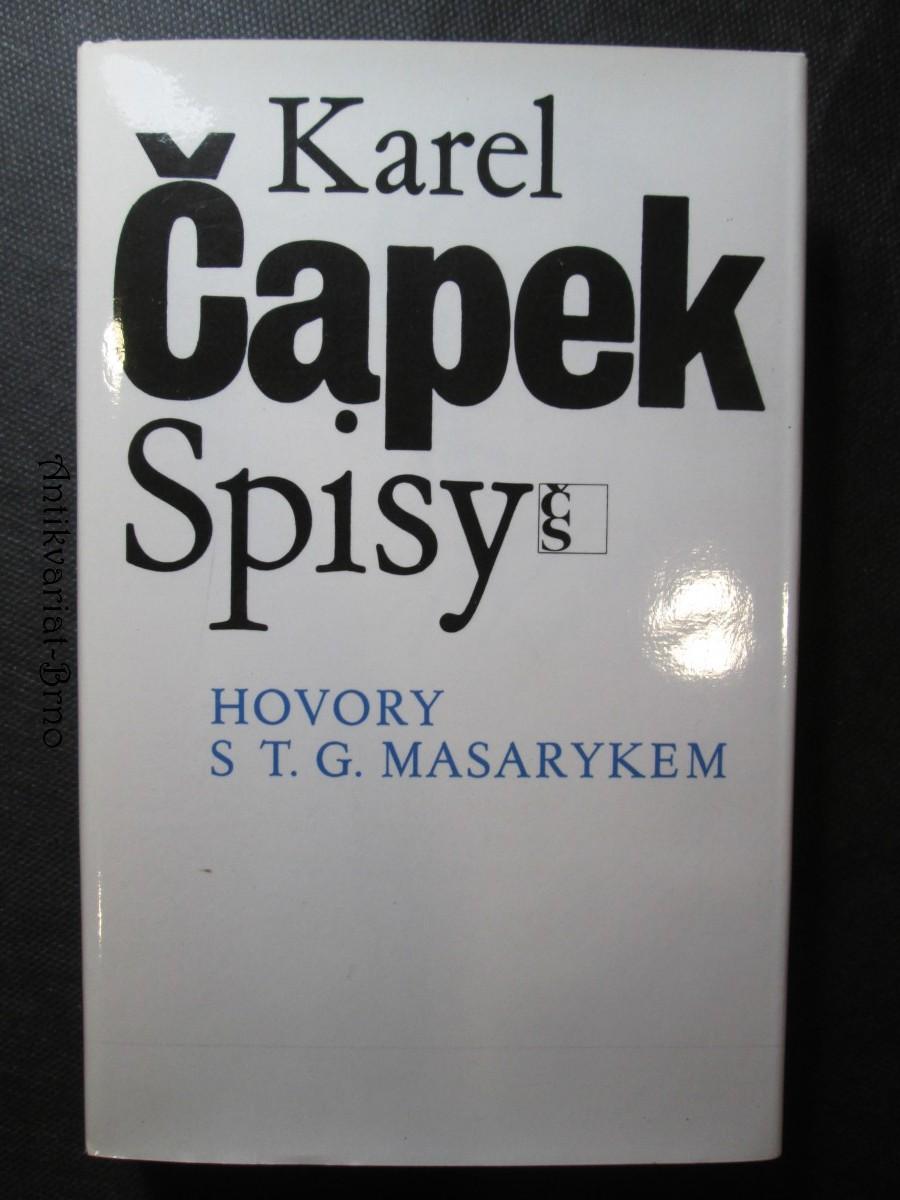 Spisy. Hovory s T. G. Masarykm
