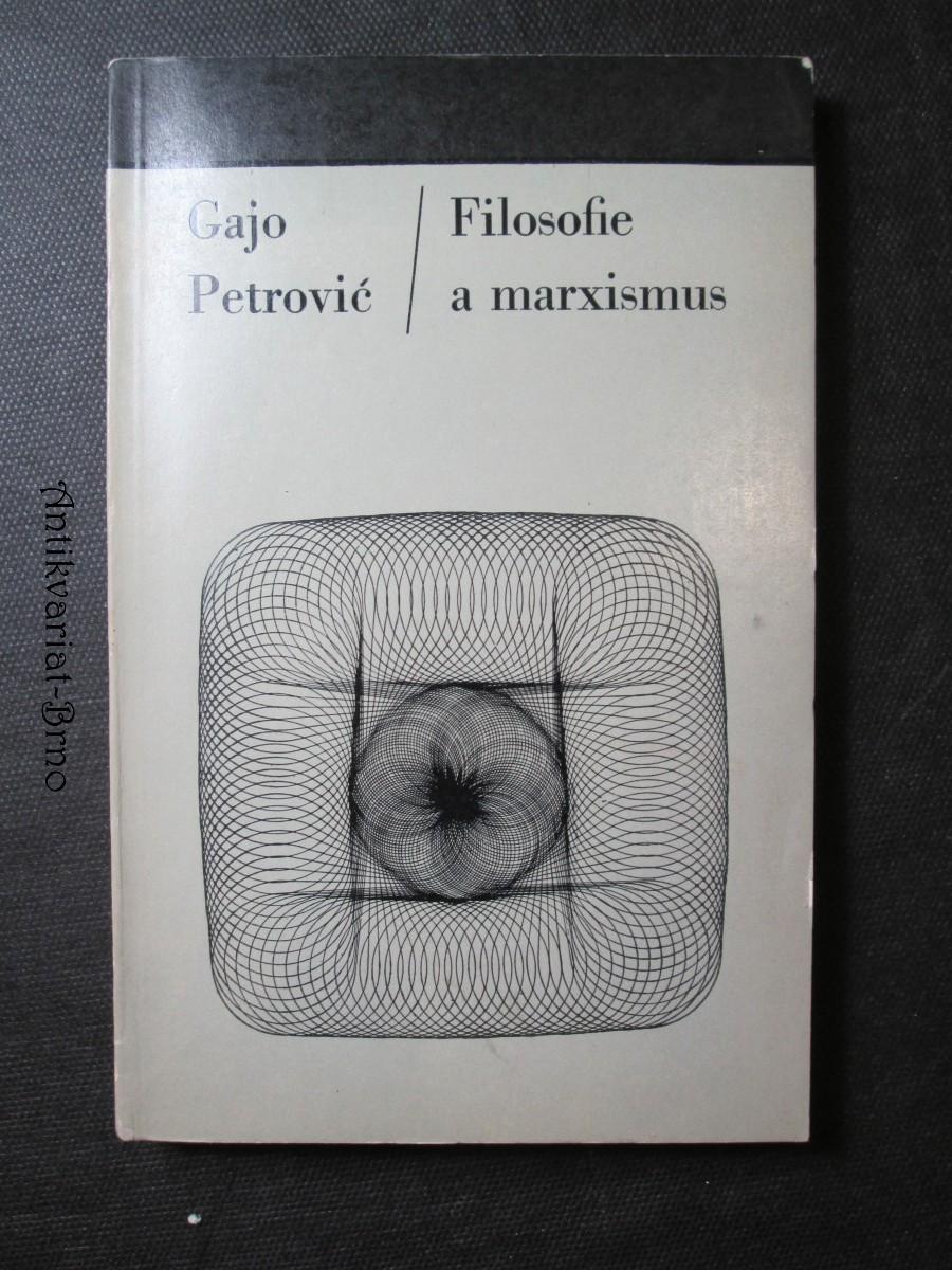 Filosofie a marxismus