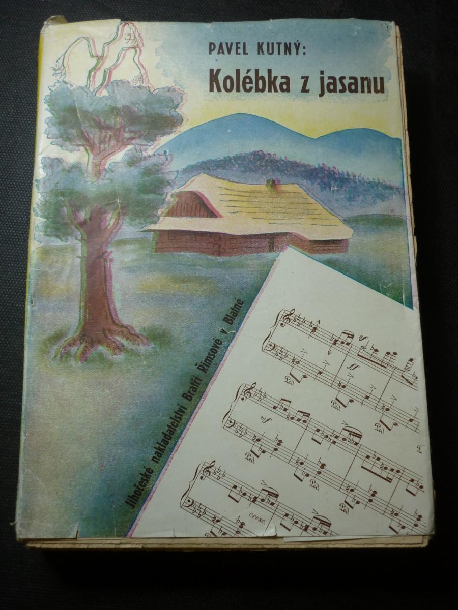 Kolébka z jasanu : román