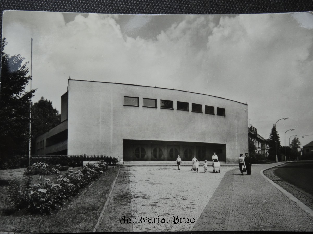 Ústí nad Orlicí - divadlo