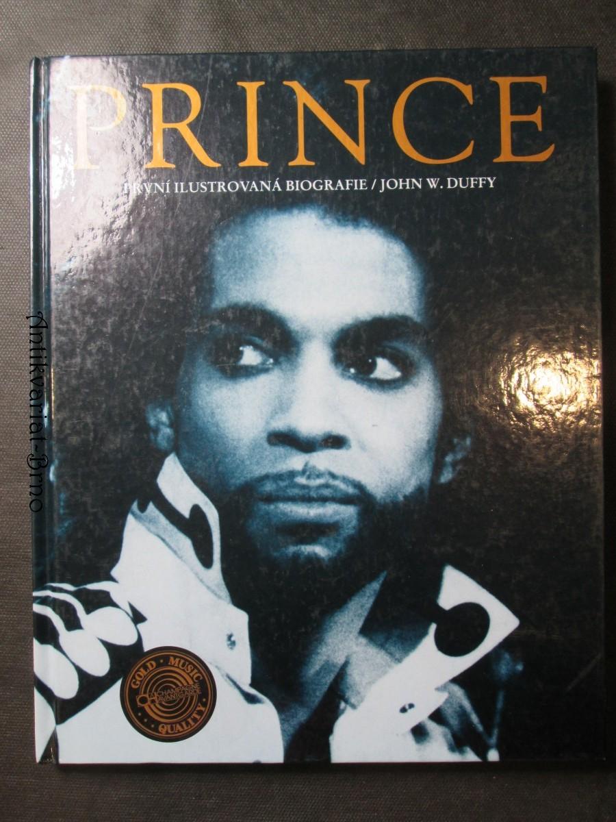 Prince : první ilustrovaná biografie