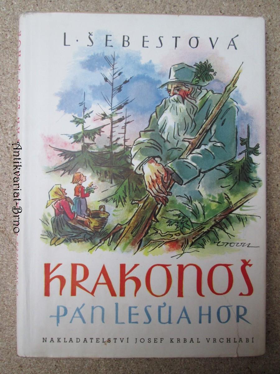Krakonoš, pán lesů a hor