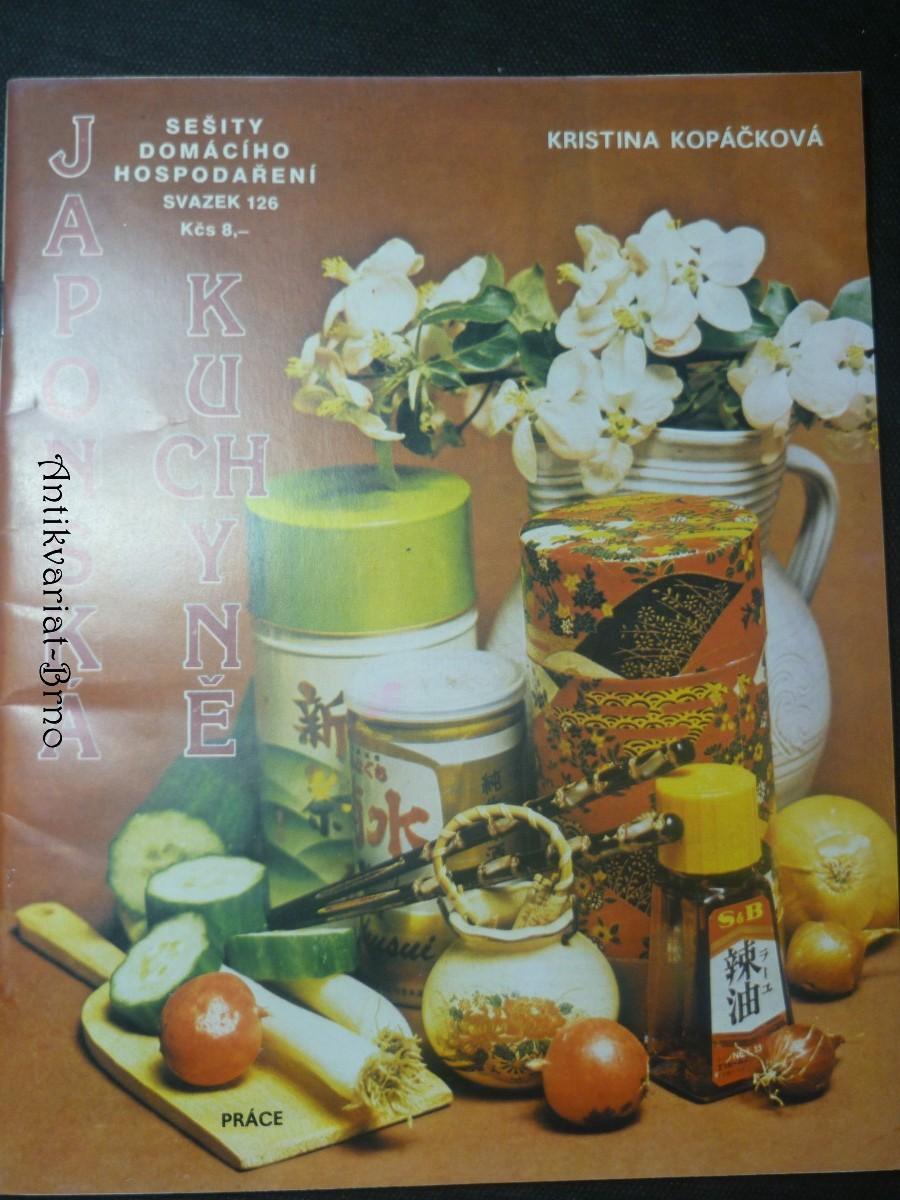 Sešity domácího hospodaření (svazek 126) - Japonská kuchyně