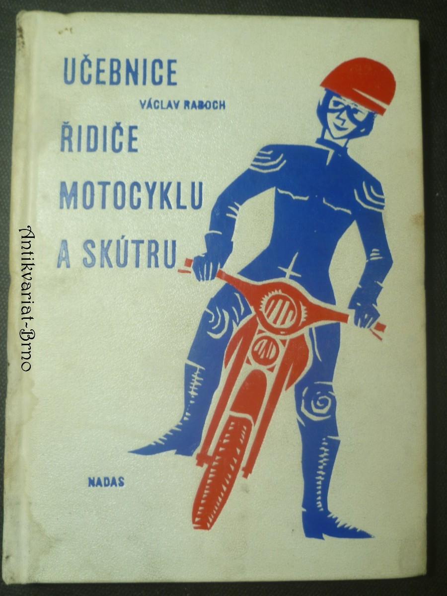Učebnice řidiče motocyklu a skútru