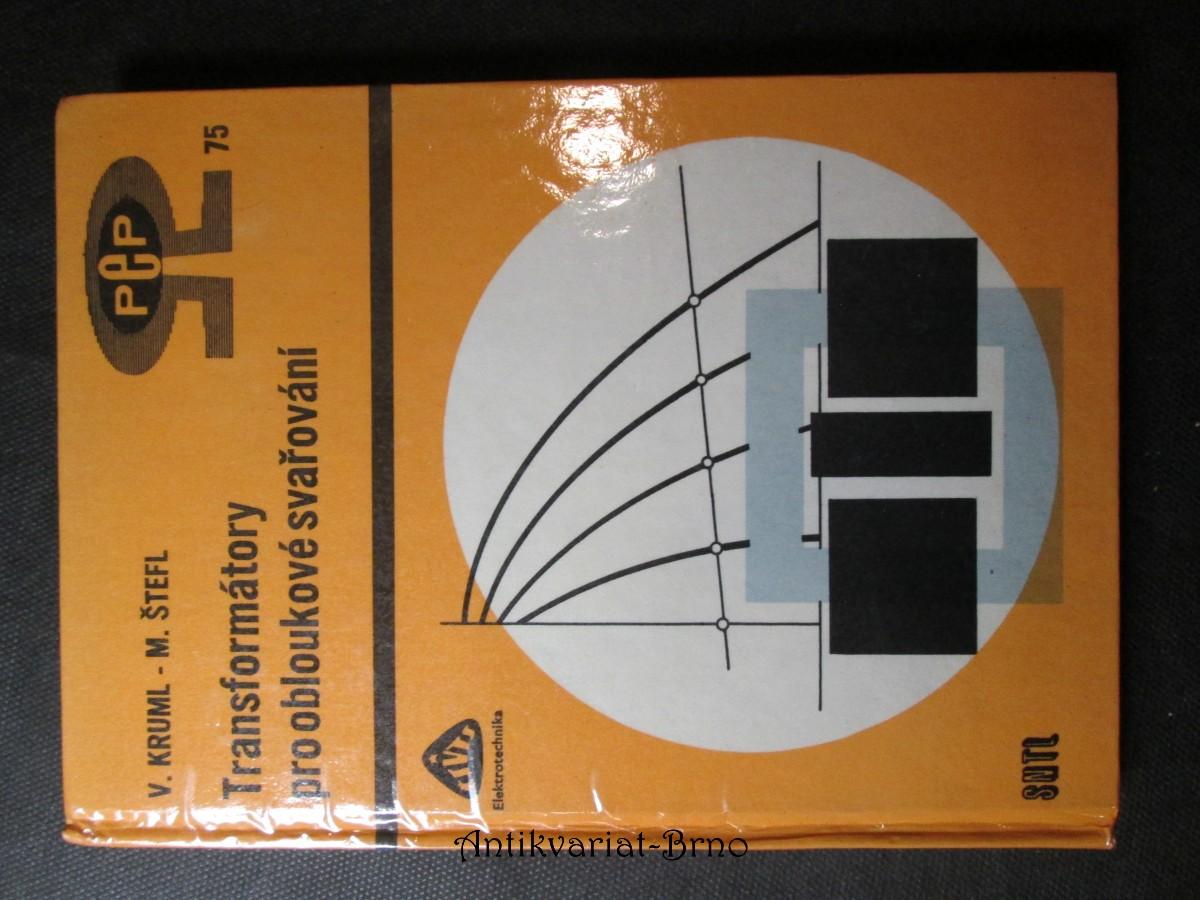 Transformátory pro obloukové svařování