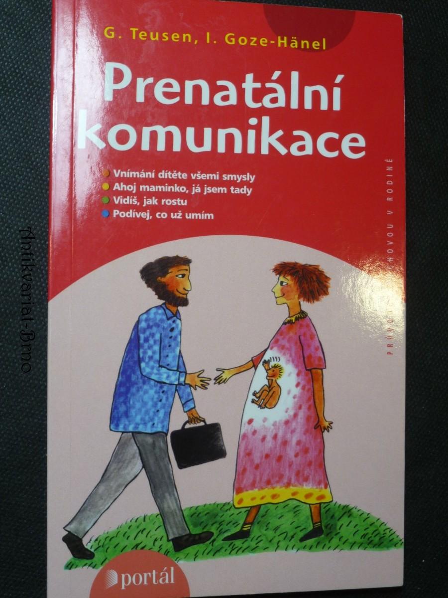 Prenatální komunikace